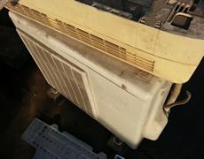 エアコン取り外し(撤去,回収,処分,廃棄,引き取り)
