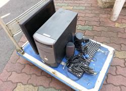 【パソコン回収や引き取り、廃棄処分】