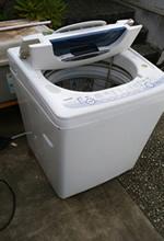 【洗濯機回収や引き取り、廃棄処分】