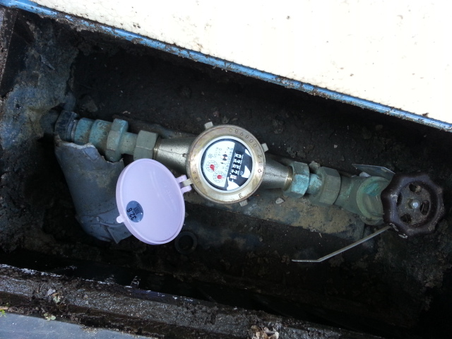 水道メーター